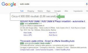 ricerca adwords solution